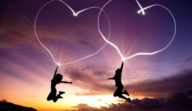 Любимой девушке на 14 февраля