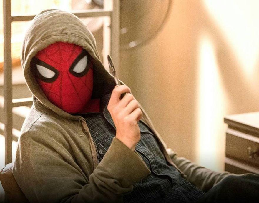 Лучшие картинки и фото фильма Человек-паук: возвращение домой 2017 в хорошем качестве