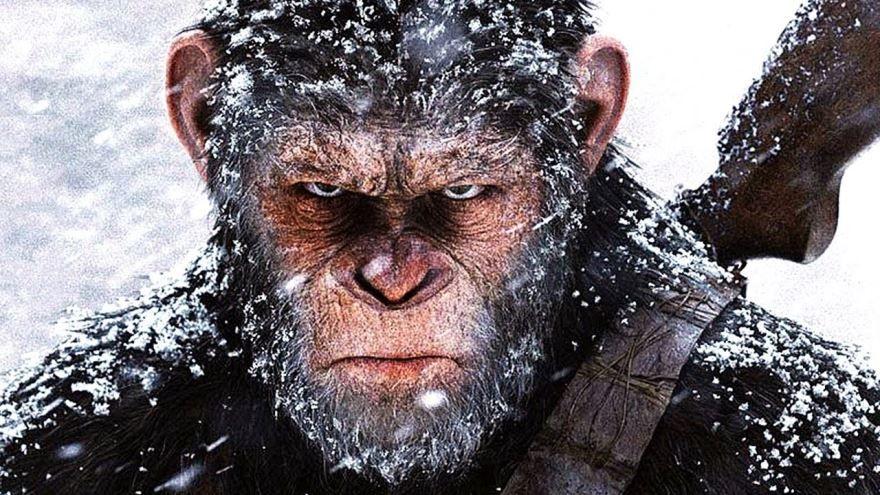 Скачать бесплатно постеры к фильму Планета обезьян: война в качестве 720 и 1080 hd