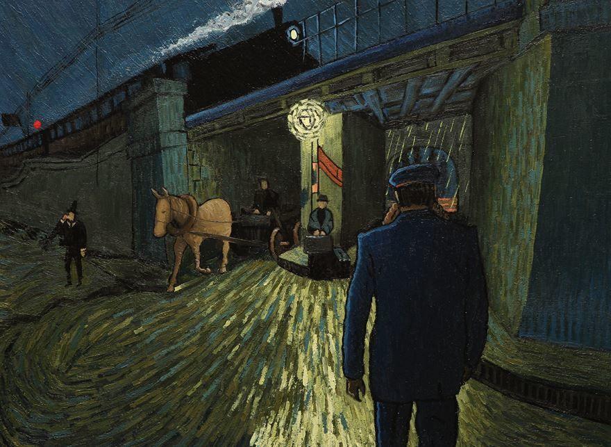 Скачать бесплатно постеры к фильму  Ван Гог. С любовью, Винсент в качестве 720 и 1080 hd