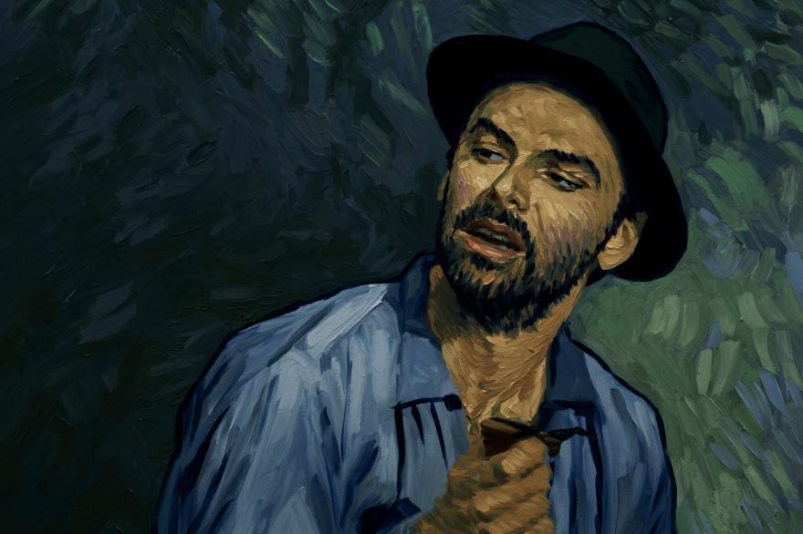 Бесплатные кадры к фильму Ван Гог. С любовью, Винсент в качестве 1080 hd