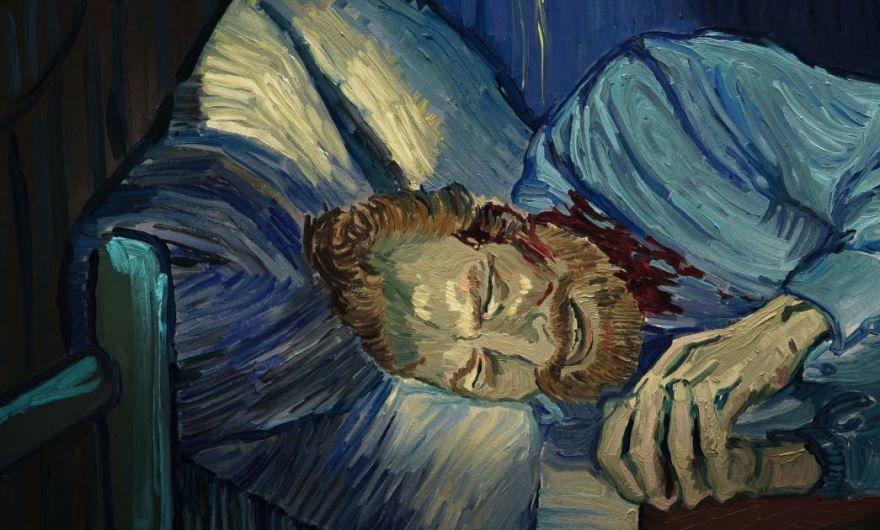 Лучшие картинки и фото фильма  Ван Гог. С любовью, Винсент 2017 в хорошем качестве