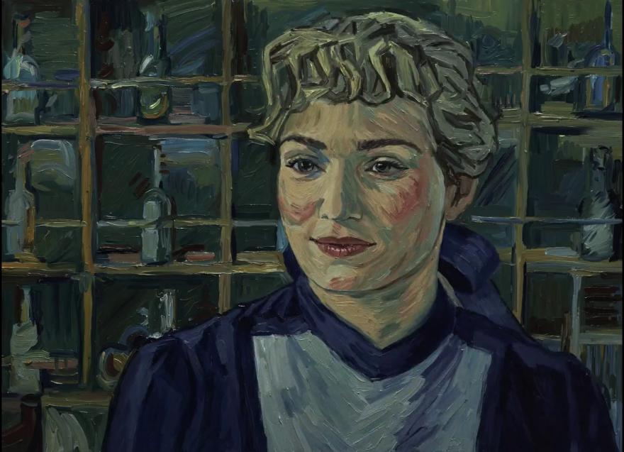 Смотреть бесплатно постеры и кадры к фильму  Ван Гог. С любовью, Винсент онлайн