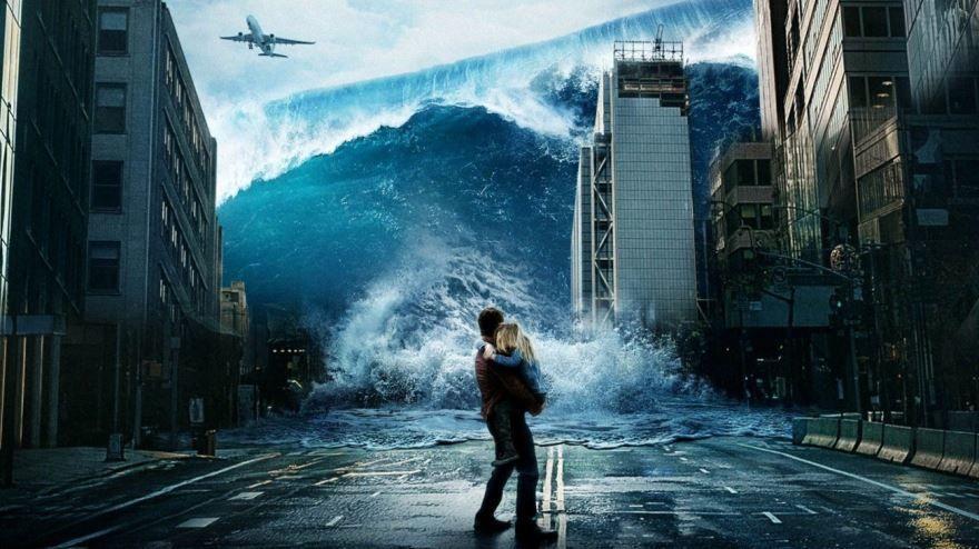 Скачать бесплатно постеры к фильму Геошторм в качестве 720 и 1080 hd
