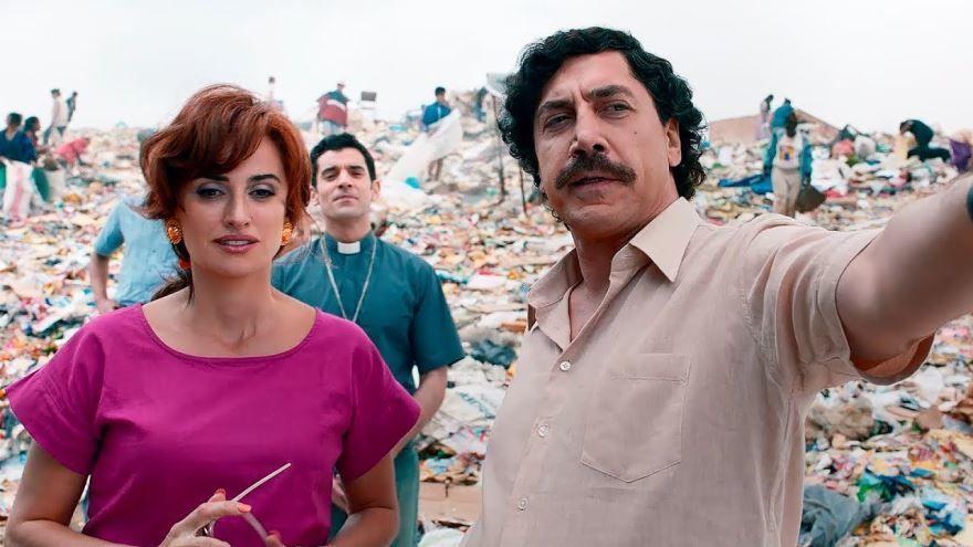 Смотреть бесплатно постеры и кадры к фильму Эскобар онлайн