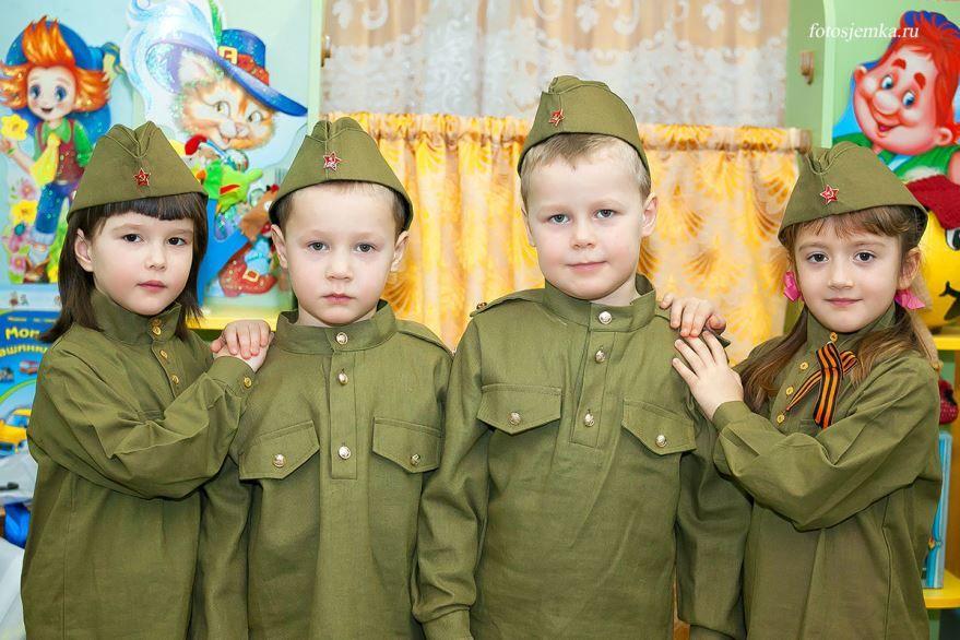 Сценарий 23 февраля в детском саду средняя группа