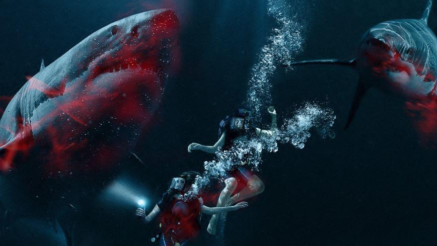 Скачать бесплатно постеры к фильму Синяя бездна в качестве 720 и 1080 hd