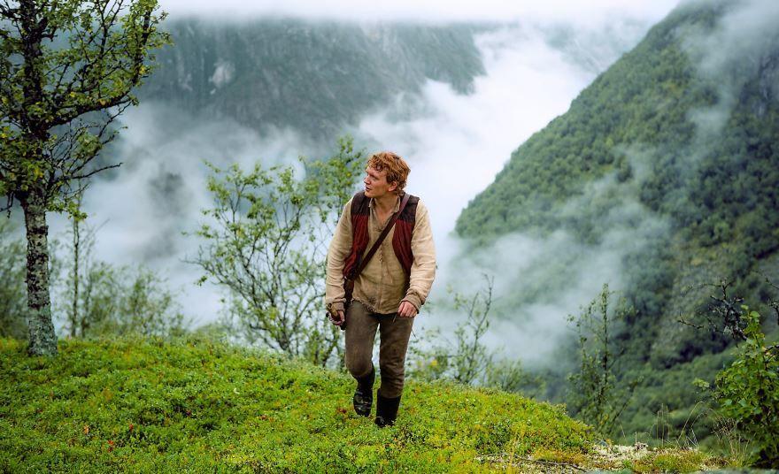 Смотреть бесплатно постеры и кадры к фильму Эспен в королевстве троллей онлайн