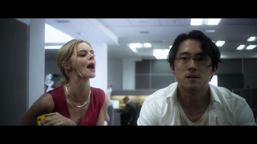 Бесплатные кадры к фильму Эксперимент «Офис» 2 в качестве 1080 hd