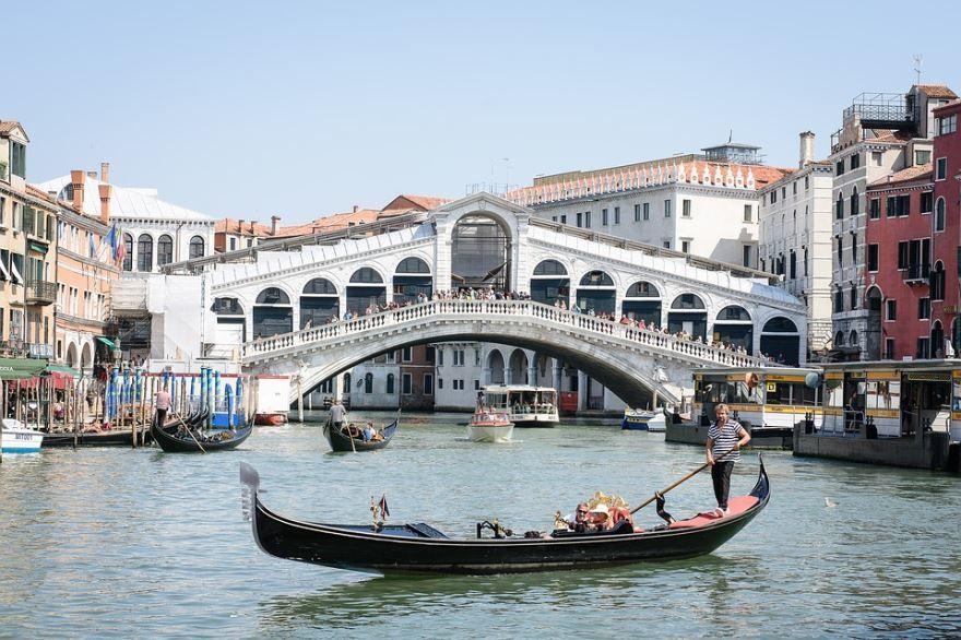 Фото города Венеция Италия