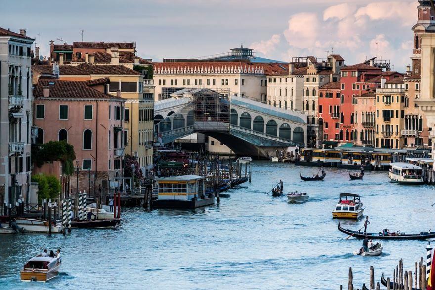 Город Венеция 2019