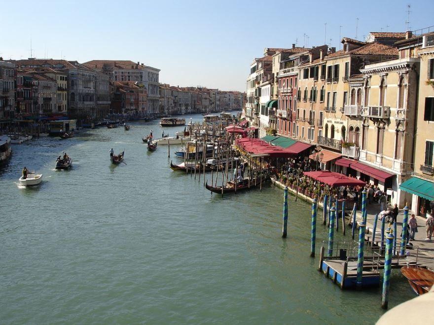 Смотреть красивое фото город Венеция