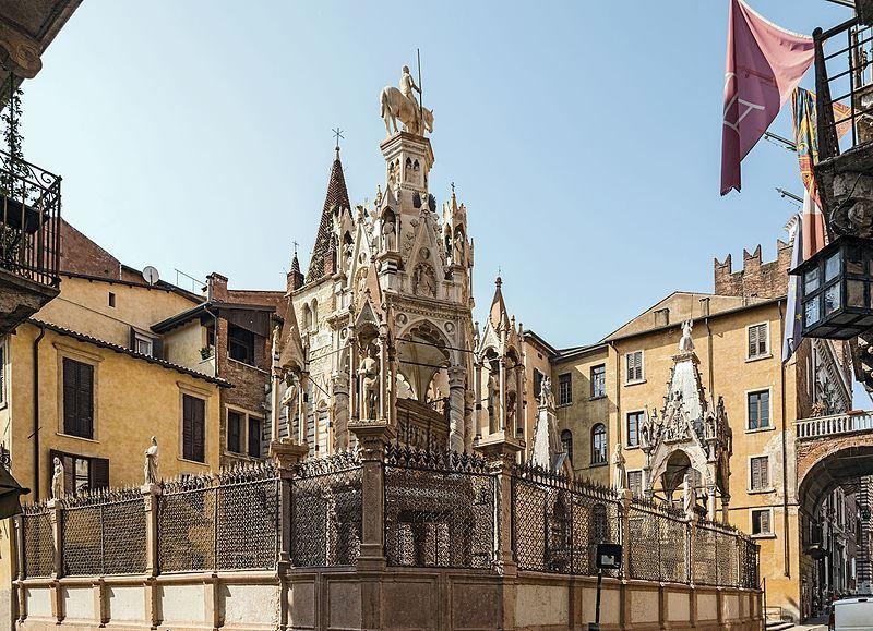 Смотреть красивое фото город Верона