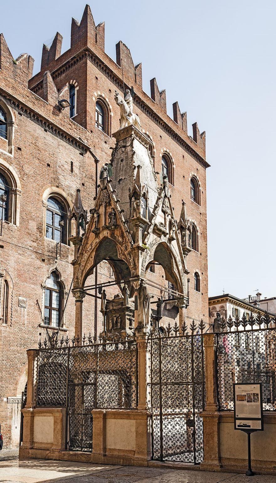 Фото города Верона Италия