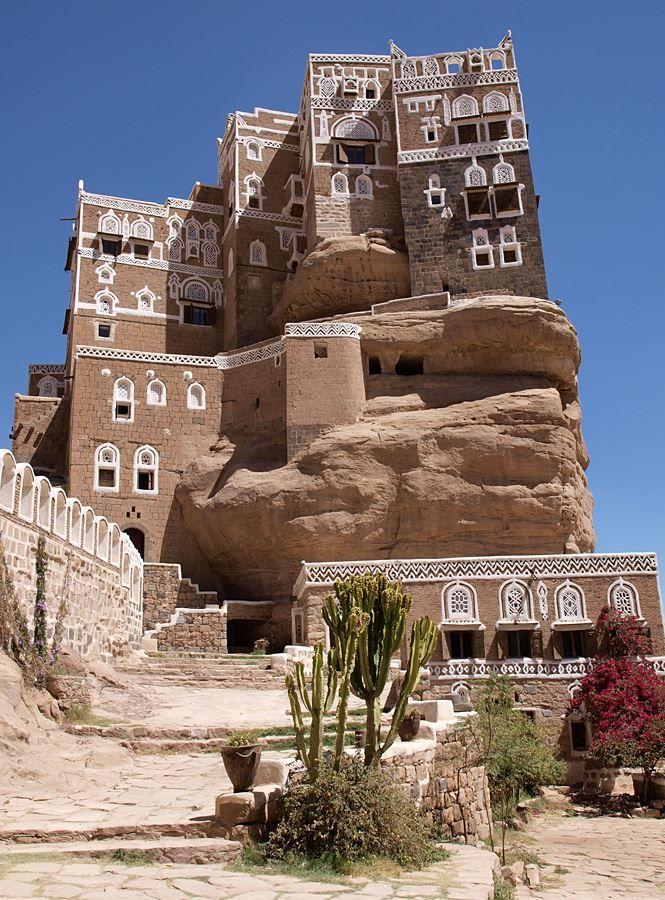 Скачать онлайн бесплатно лучшее фото город Сана в хорошем качестве