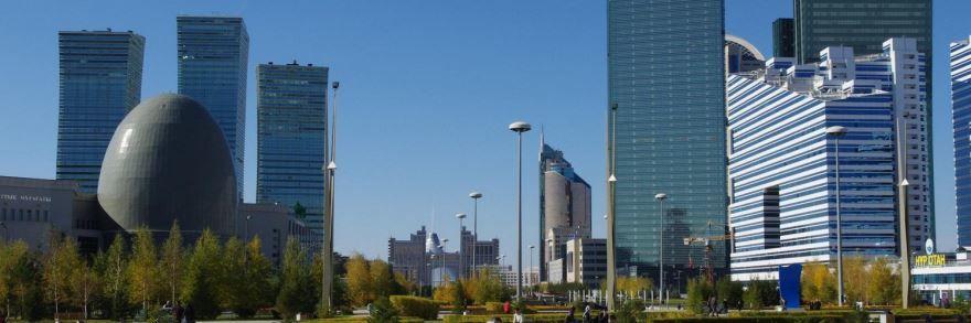 Фото города Астана Казахстан