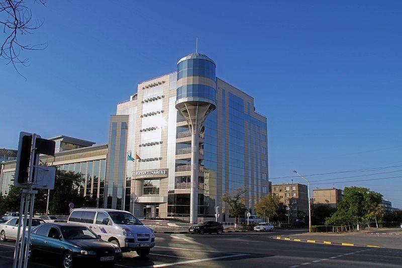 Фото города Актау Казахстан