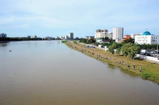 Скачать онлайн бесплатно лучшее фото город Атырау в хорошем качестве