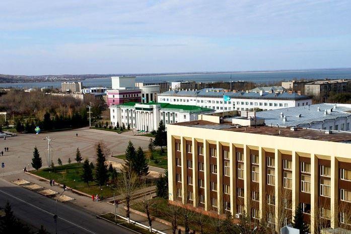 Скачать онлайн бесплатно лучшее фото город Кокшетау в хорошем качестве