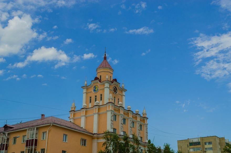 Фото города Костанай Казахстан
