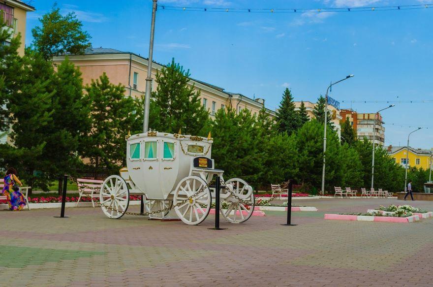 Город Костанай