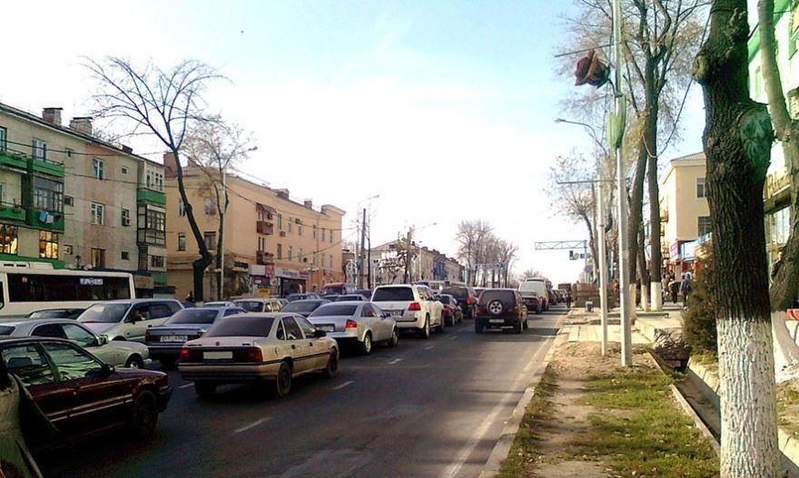 Город Шымкент