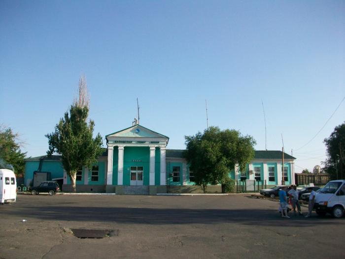 Смотреть красивое фото города Талдыкорган Казахстан