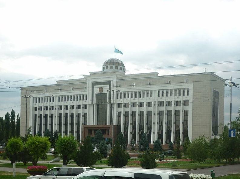Фото города Тараз Казахстан