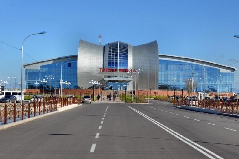 Дворец спорта город Тараз