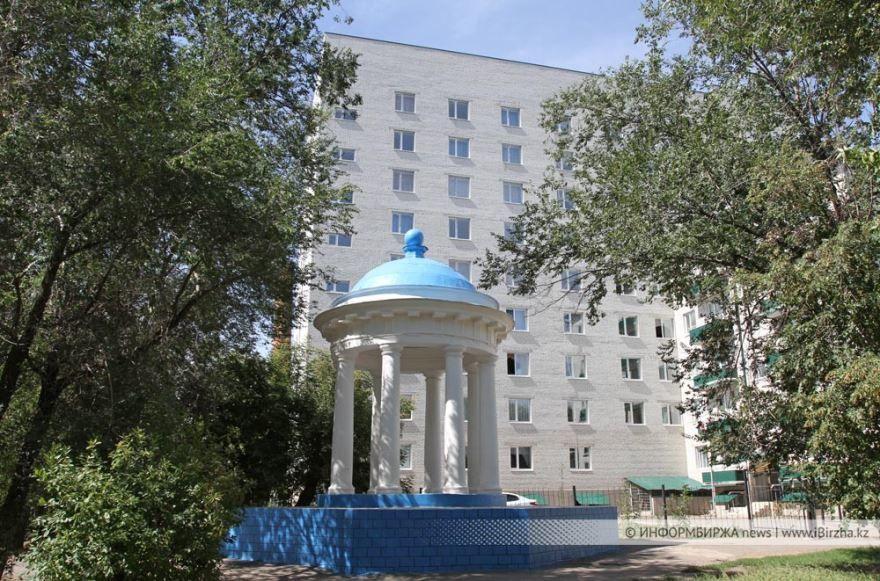 Фото города Уральск Казахстан