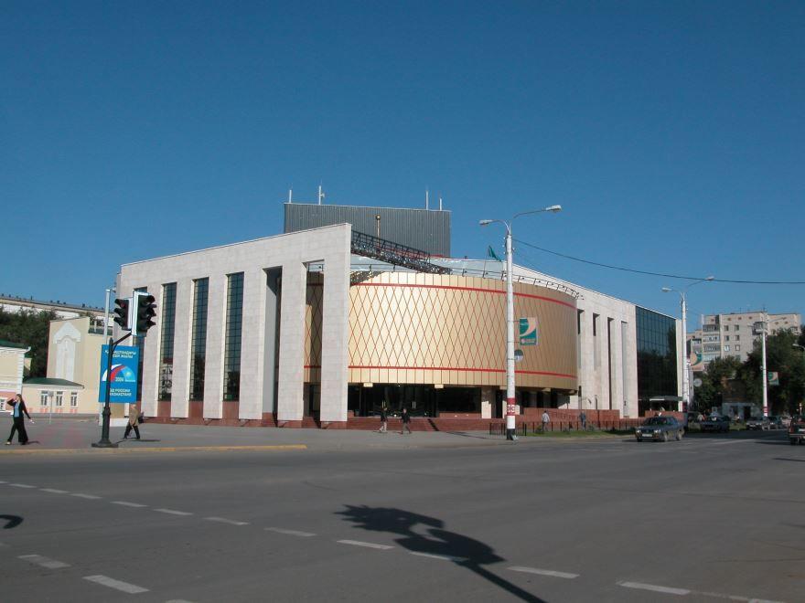 Скачать онлайн бесплатно лучшее фото город Уральск в хорошем качестве