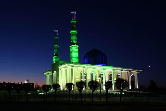 Мечеть город Уральск