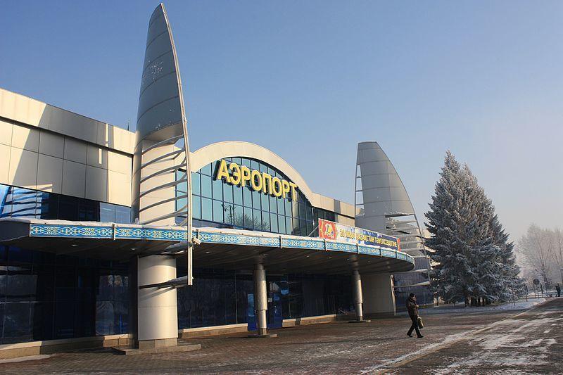 Аэропорт город Усть-Каменогорск
