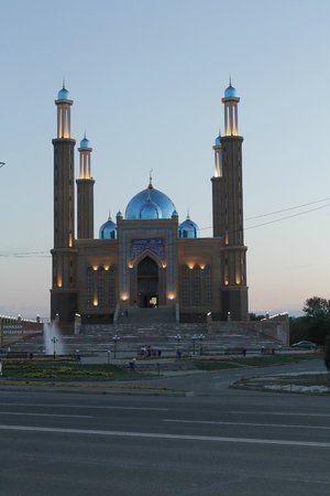 Мечеть город Усть-Каменогорск
