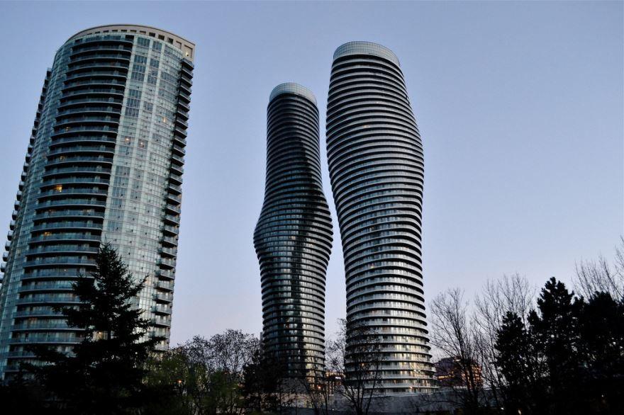 Фото города Миссиссога Канада