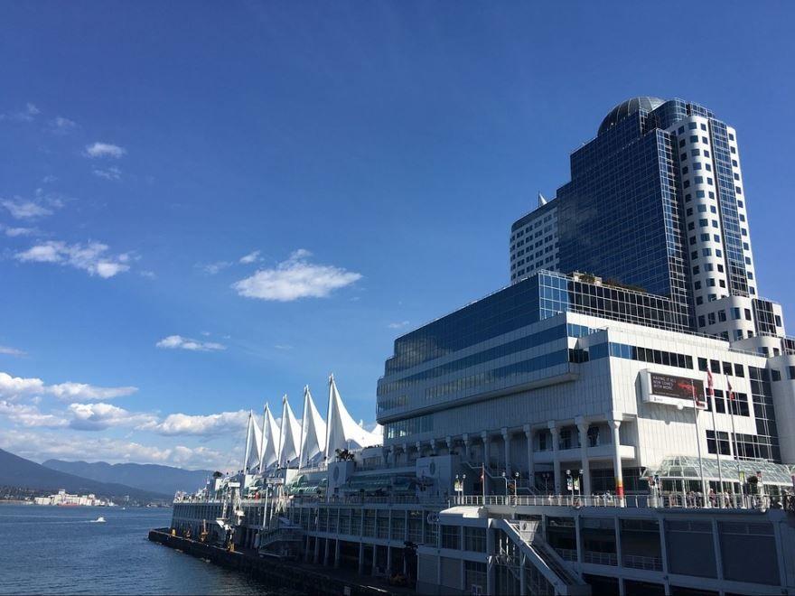 Скачать онлайн бесплатно лучшее фото города Ванкувер в хорошем качестве