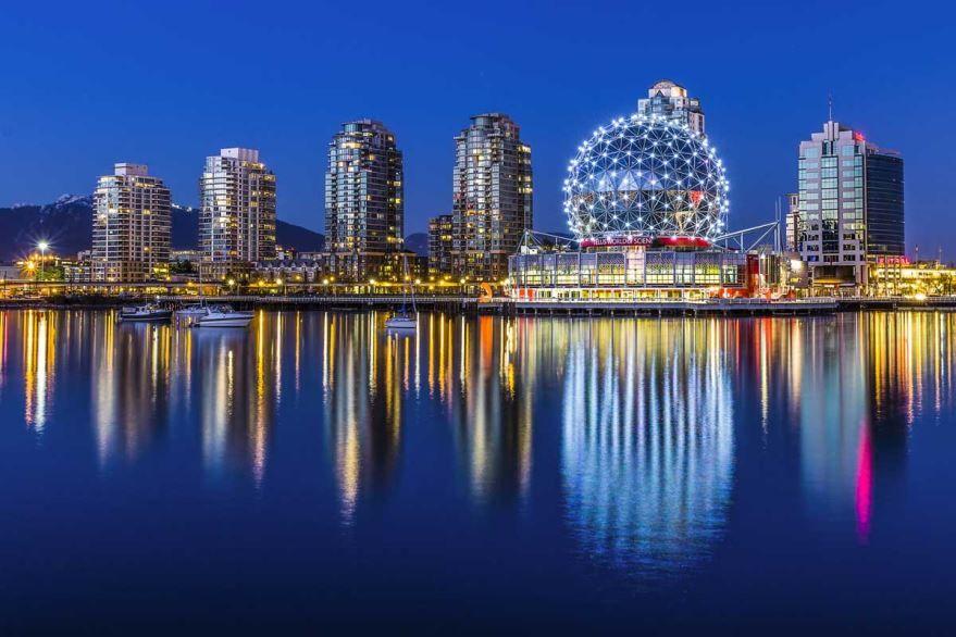 Город Ванкувер
