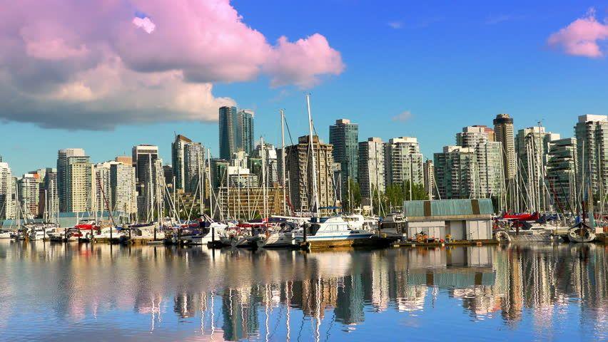 Порт город Ванкувер