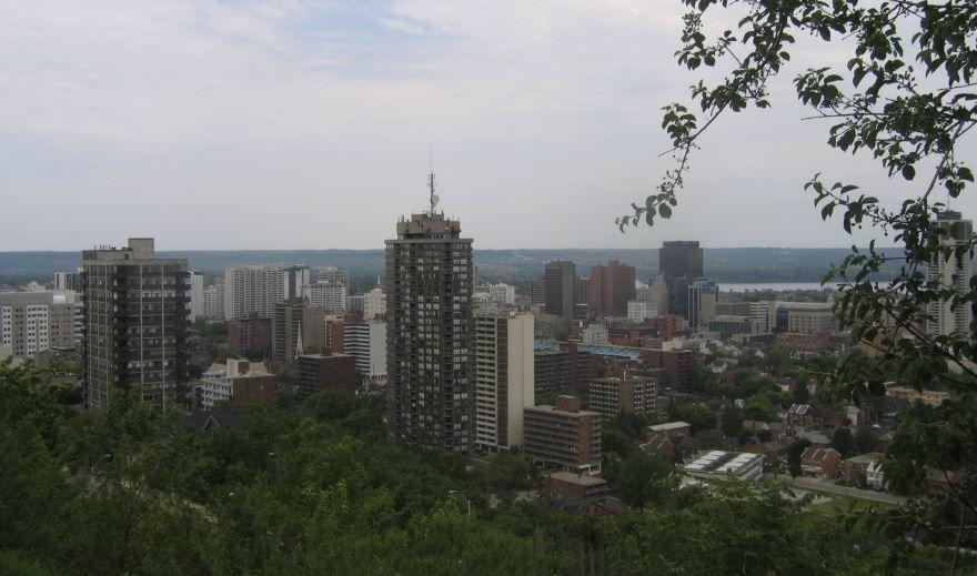 Смотреть красивое фото город Гамильтон