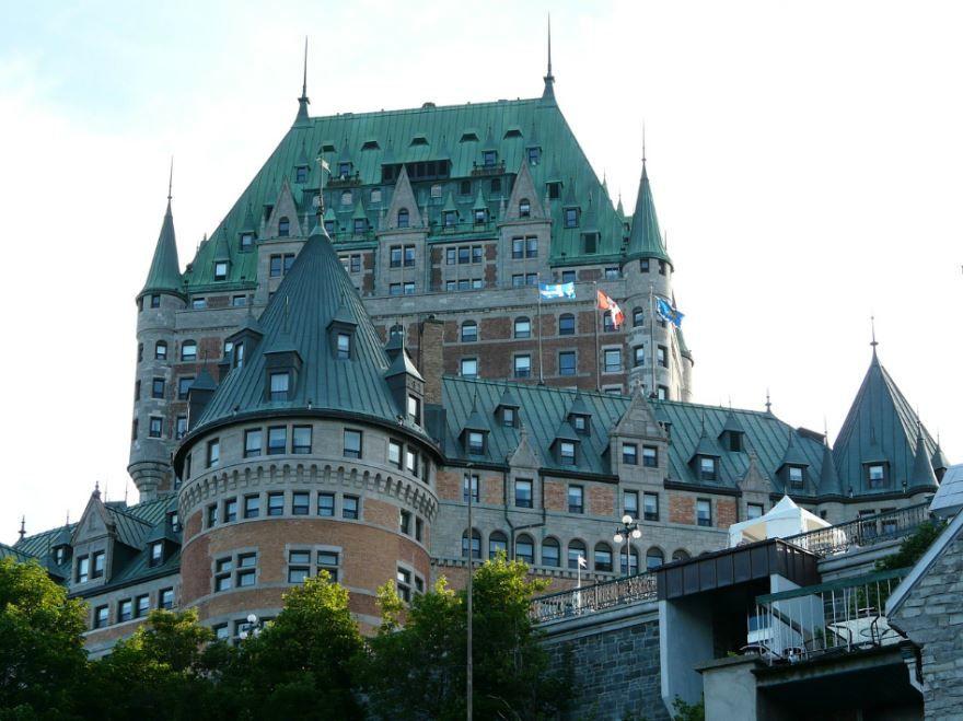 Исторический город Квебек