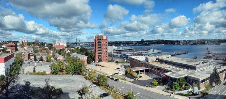 Фото города Галифакс Канада