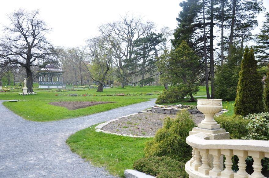Парк города Галифакс Канада