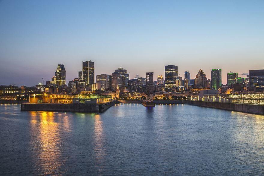 Скачать онлайн бесплатно лучшее фото город Монреаль в хорошем качестве