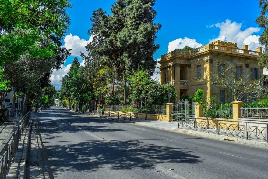 Фото города Никосия Кипр