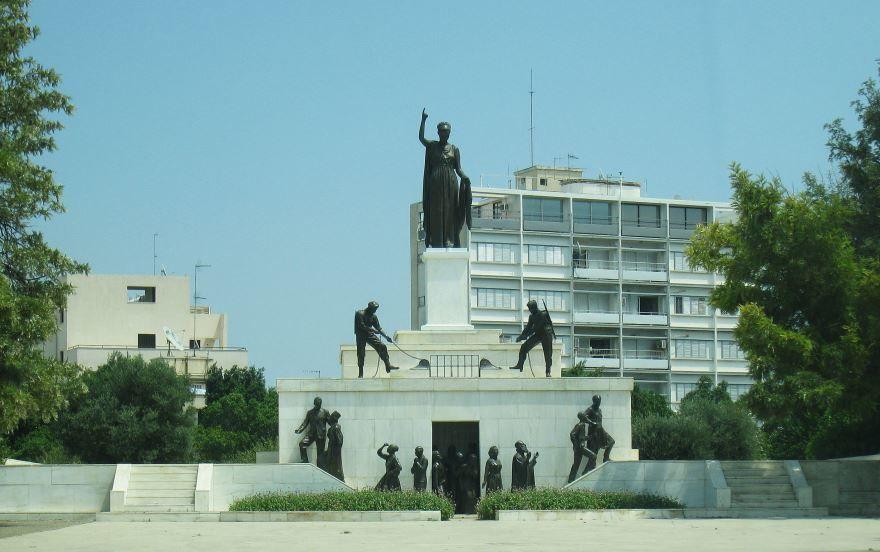 Достопримечательности города Никосия Кипр