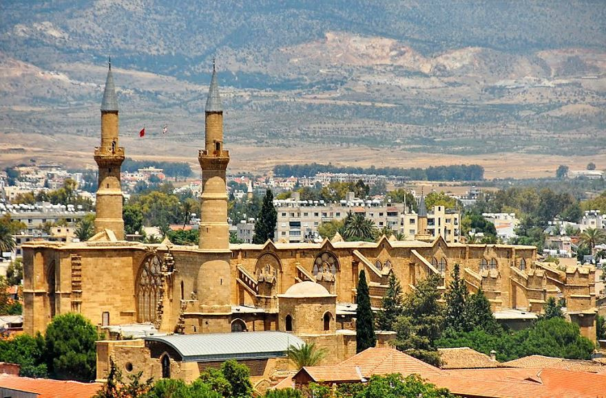 Собор Святой Софии в Никосии