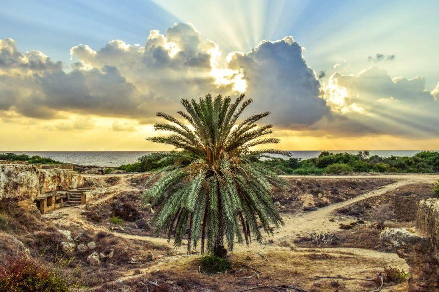 Фото города Пафос Кипр