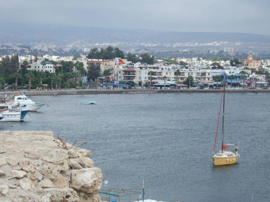 Смотреть красивое фото город Пафос