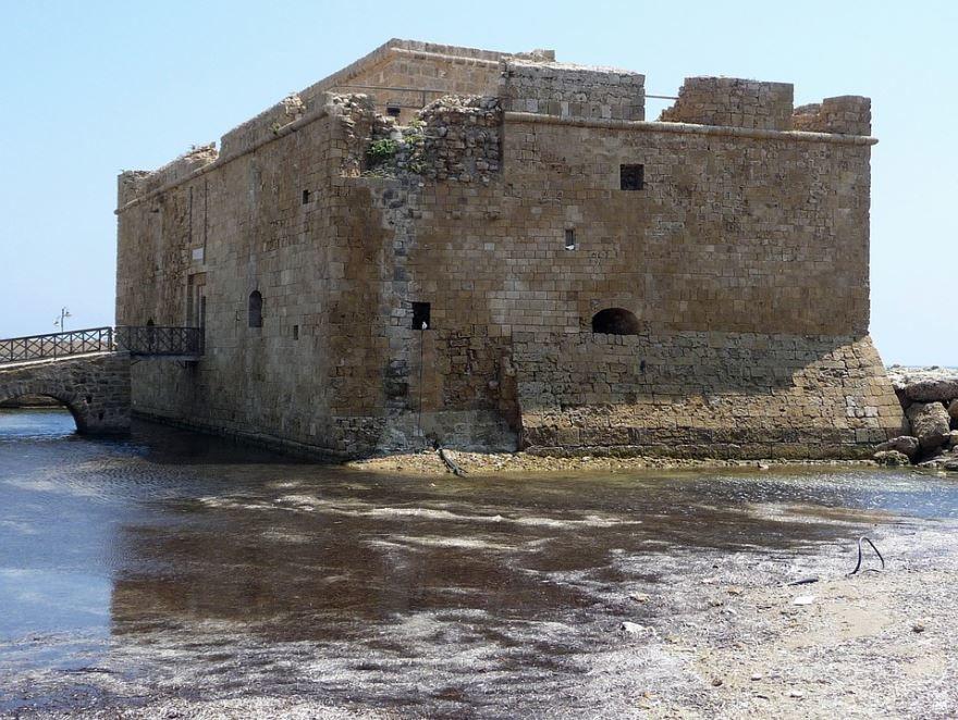 Крепость Пафос Кипр
