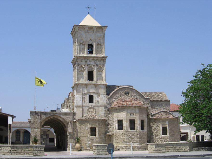Смотреть красивое фото город Ларнака
